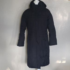 CALVIN KLEIN long coat sz M woman's